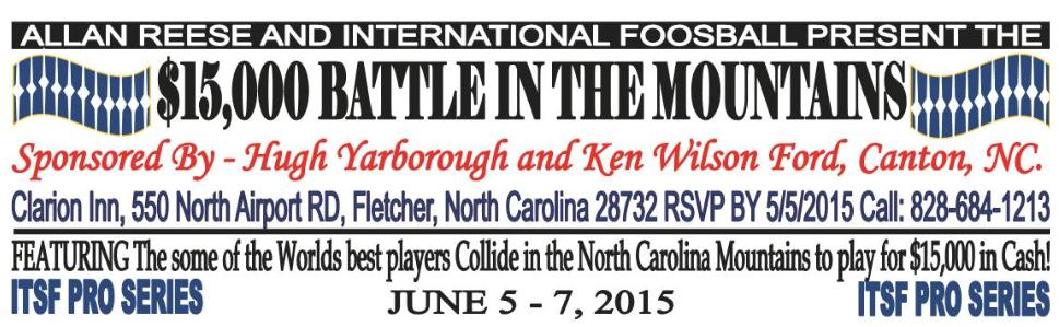 2015 Battle In The Mountains info